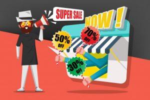 Алтернативни методи за реклама на бизнес - интернет реклама, рекламно тиксо