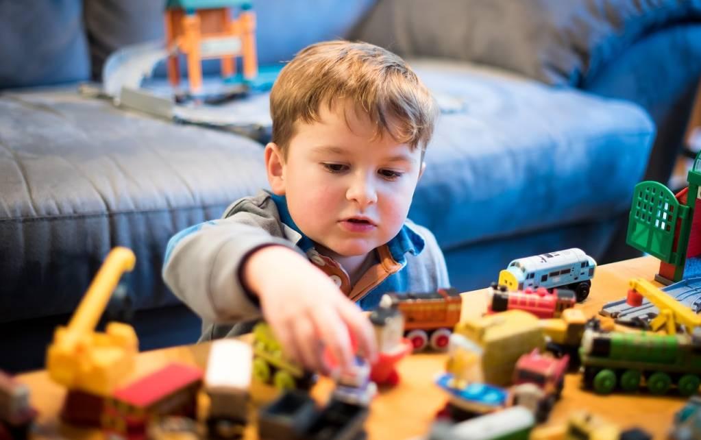 За децата и техните играчки – какво трябва да знаем?