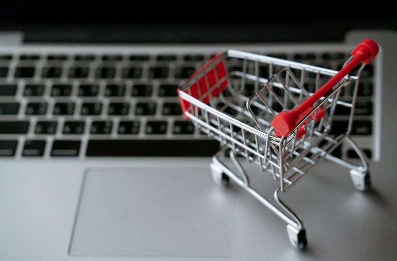 пазаруване онлайн количка