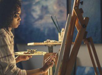 Най-подходящите позиции за хора, които обичат да рисуват